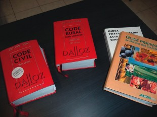 Code Civil et Code rural